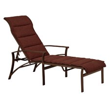 Corsica Chaise Lounge with Cushion