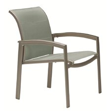 <strong>Tropitone</strong> Elance Stacking Dining Arm Chair