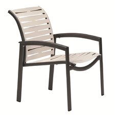 Elance EZ Span™ Stacking Dining Arm Chair