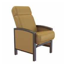 <strong>Tropitone</strong> Lakeside Petite Lounge Chair with Cushion
