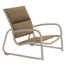 <strong>Tropitone</strong> Millennia Padded Sling Lounge Chair