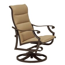 <strong>Tropitone</strong> Montreux II Lounge Chair and Ottoman