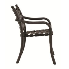 <strong>Tropitone</strong> La Scala Stacking Dining Arm Chair