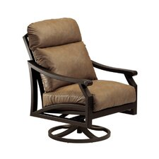 <strong>Tropitone</strong> Mondovi Lounge Chair and Ottoman with Cushion