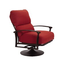 Ovation Lounge Chair and Ottoman with Cushion