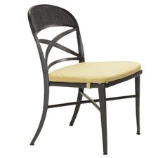 <strong>Tropitone</strong> Antico Dining Side Chair with Cushion