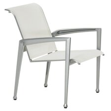<strong>Tropitone</strong> Veer Dining Arm Chair