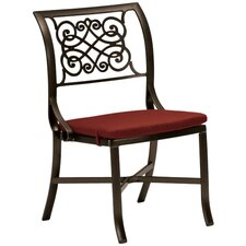 Palladian Verona Dining Side Chair with Cushion