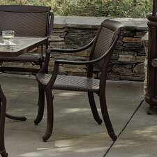 <strong>Tropitone</strong> BelMar Dining Arm Chair
