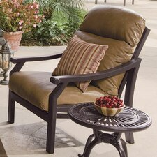 <strong>Tropitone</strong> Mondovi Lounge Chair with Cushion