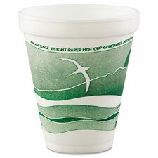 Horizon 12 oz. Foam Cup (Set of 1000)