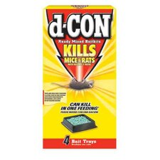 <strong>D-CON®</strong> 3 oz Ready Mixed Baitbits Mouse Bait