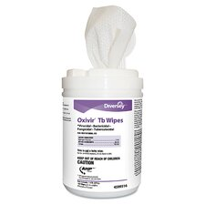 Oxivir TB Disinfectant Wipes (Set of 12)