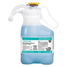47.3 Oz Floral Scent Crew Non-Acid Bowl and Bathroom Disinfectant Cleaner
