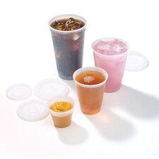 7 Oz Drink Cups in Clear