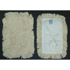 3.6 x 7 Wall Mate Washing Replacement Mop Head in White