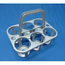 Bottle Plastic Carrier (Set of 6)