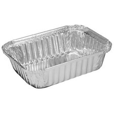 23.7 oz Aluminum Oblong Pan