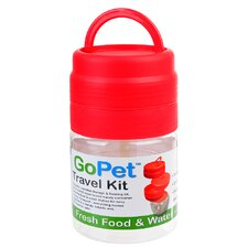 <strong>New Age Pet</strong> GoPet Travelor Kit
