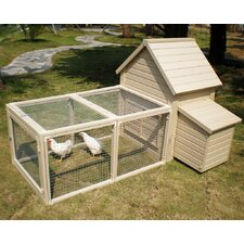 Bedford Chicken Coop