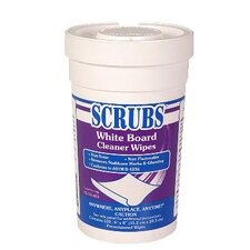 Board Cleaner Wipes in White (Set of 7)