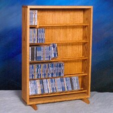 500 Series 275 CD Dowel Multimedia Storage Rack