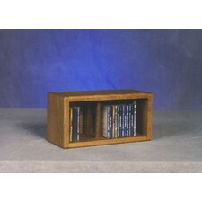100 Series 28 CD Multimedia Tabletop Storage Rack