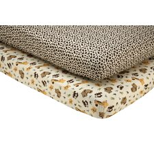 Jungle Dreams Sheet (Set of 2)