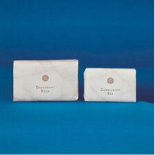 <strong>WHITE MARBLE</strong> 2.5 Oz Deodorant Soap Bar in White (200/Case)