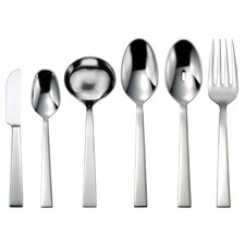 Aero 6 Piece Serving Set