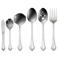 Marquette 6 Piece Serving Set