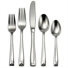 45 Piece Lincoln Flatware Set