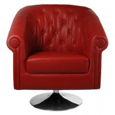 "Polsterlounger drehbar ""Chesterfield"""