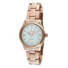 Women's Bracelet Watch in Rose Gold