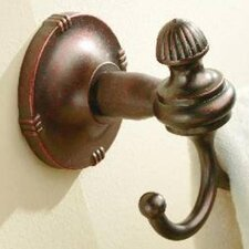 Gilcrest Wall Mounted Double Robe Hook