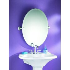 <strong>Creative Specialties by Moen</strong> Glenshire Oval Tilting Mirror