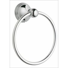 Preston Wall Mounted Towel Ring