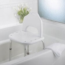 <strong>Creative Specialties by Moen</strong> Adjustable Shower Chair