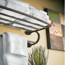 Wall Mounted Towel Shelf