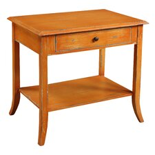 Cottage Tangelo End Table