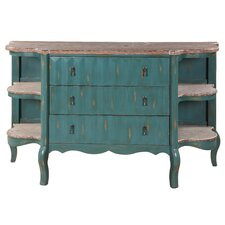 Cottage Shaped Credenza