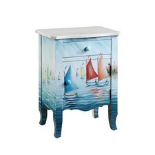 Shoreline Regatta End Table