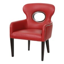 <strong>Gail's Accents</strong> Winmark Modern Open Back Arm Chair