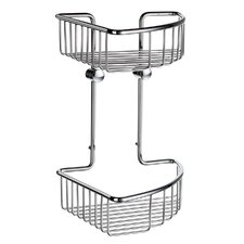 Sideline Double Level Shower Caddies