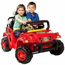 <strong>Kidz Motorz</strong> Rollin Rambler 12V Battery Powered Jeep