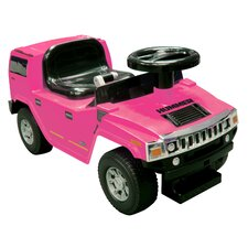 Hummer H2 Foot To Floor 6V Battery Powered Jeep