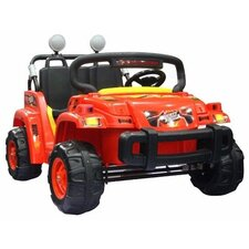 <strong>Kidz Motorz</strong> Mighty Wheels 12V Battery Powered Jeep