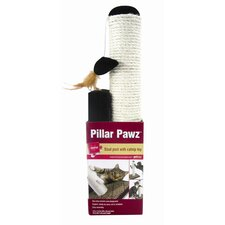 Pillar Pawz Sisal Cat Scratcher