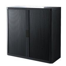 "EasyOffice 43"" Storage Cabinet with 3 Shelves"