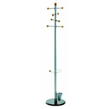 Alco Easy Coat Rack/Stand with 8 Knobs